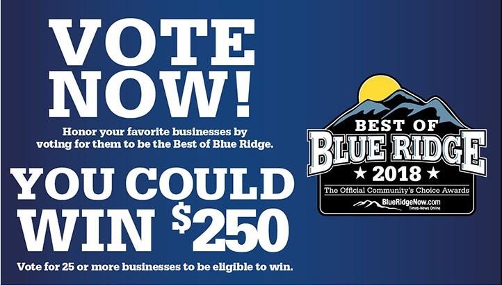 best of Blue ridge